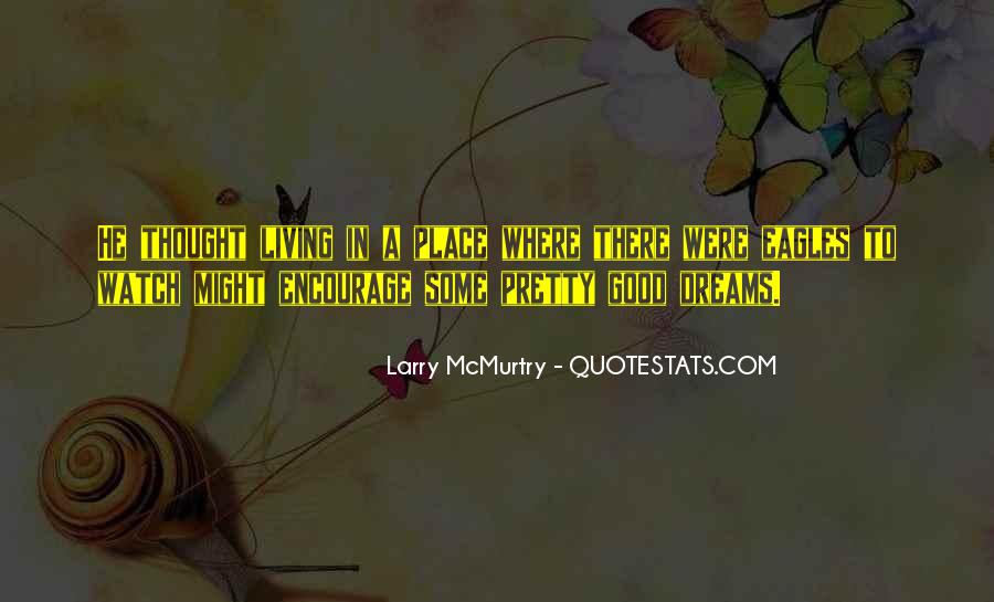 Living In Dreams Quotes #1807808