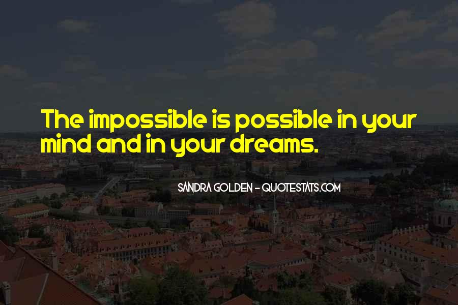 Living In Dreams Quotes #310438