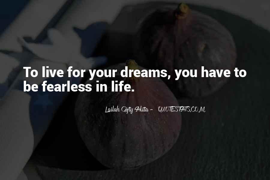 Living In Dreams Quotes #404985