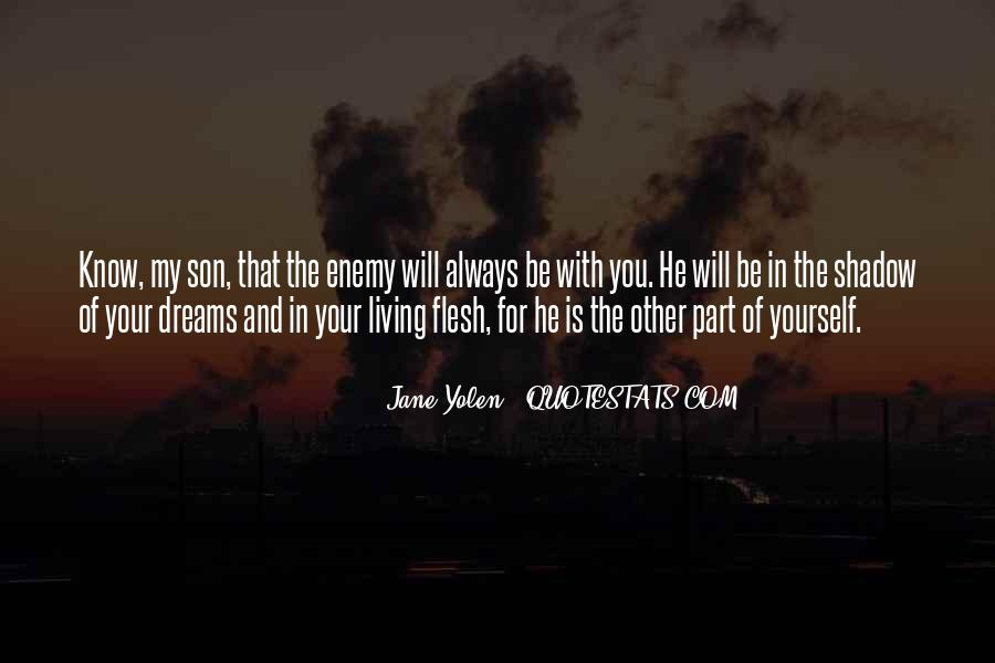 Living In Dreams Quotes #456157