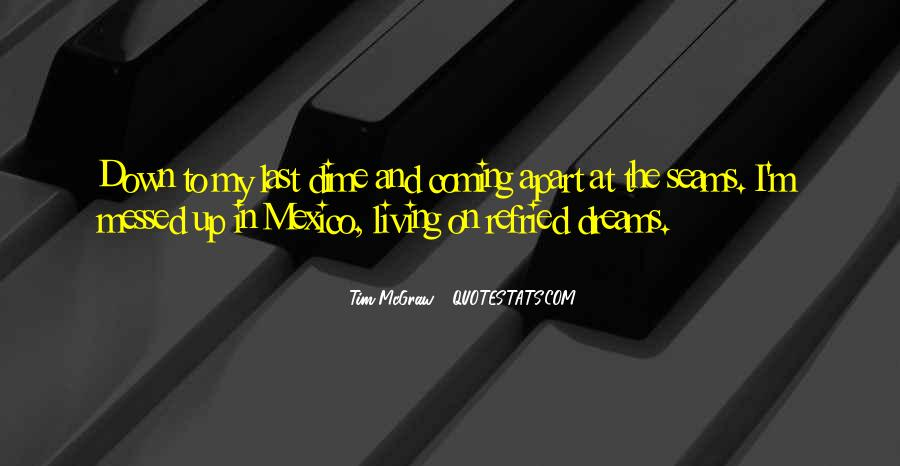 Living In Dreams Quotes #605904
