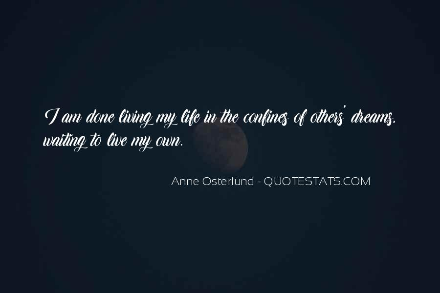 Living In Dreams Quotes #655057