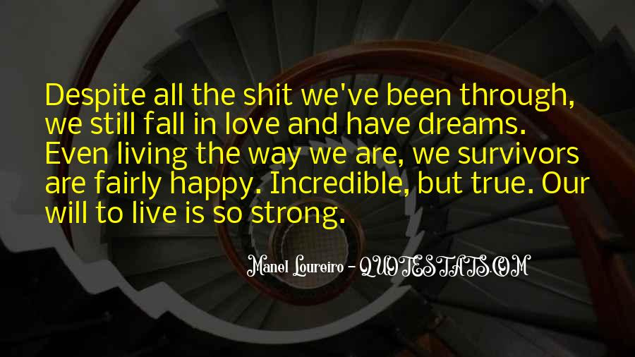 Living In Dreams Quotes #772108