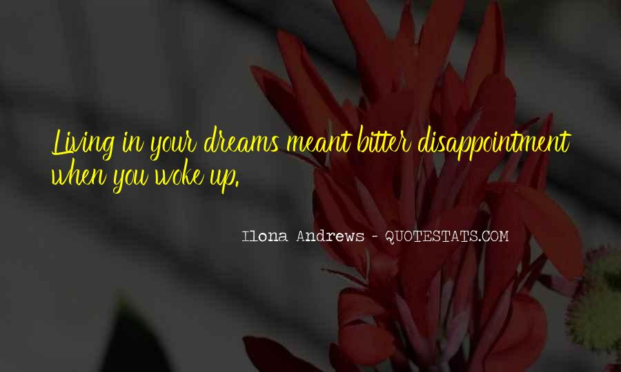 Living In Dreams Quotes #881772