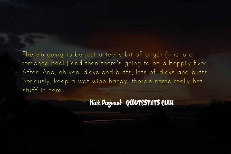Quotes About Dicks #705691