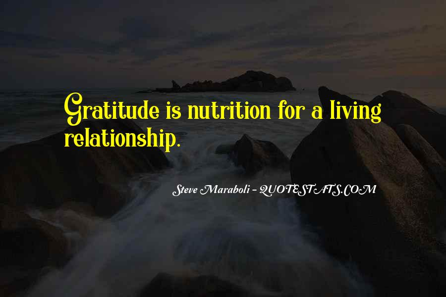 Living With Gratitude Quotes #1224586