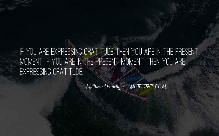 Living With Gratitude Quotes #233805