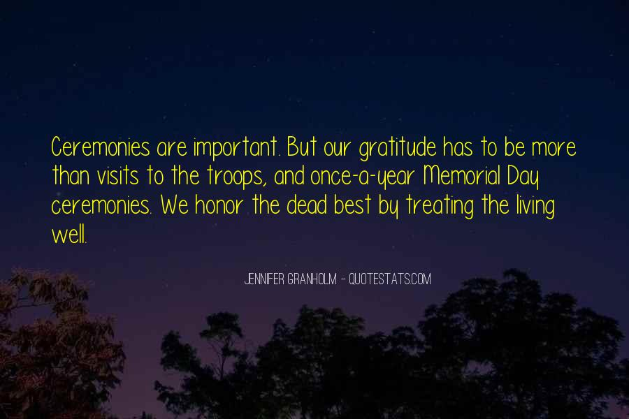 Living With Gratitude Quotes #553298