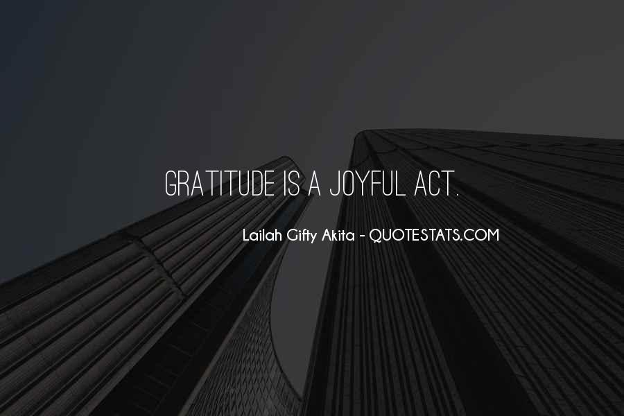 Living With Gratitude Quotes #656127