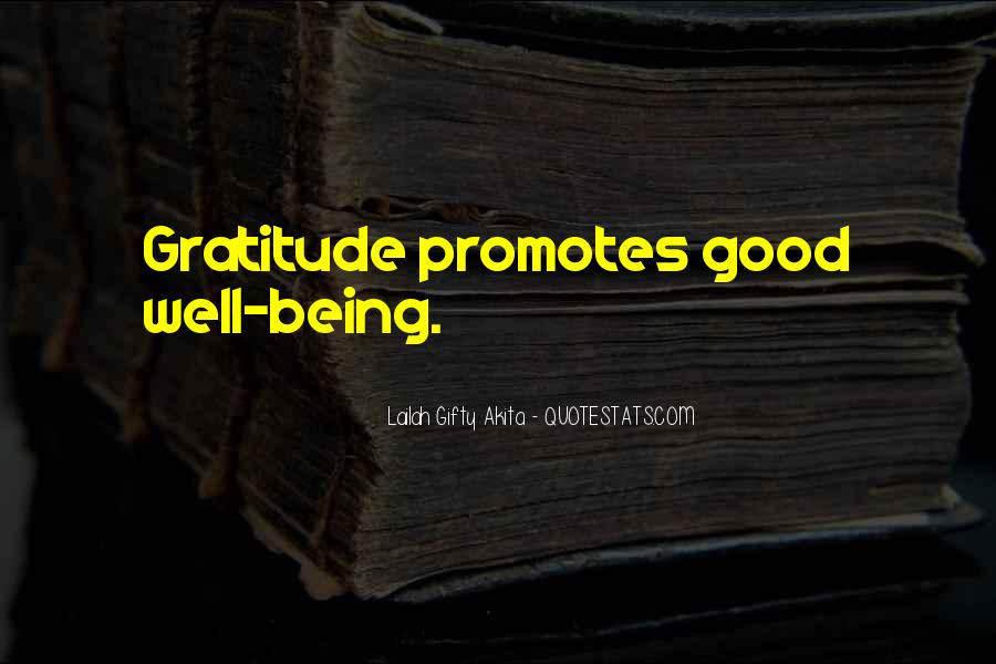 Living With Gratitude Quotes #711310