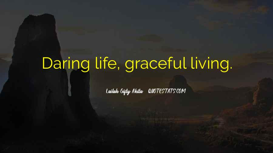 Living With Gratitude Quotes #775872