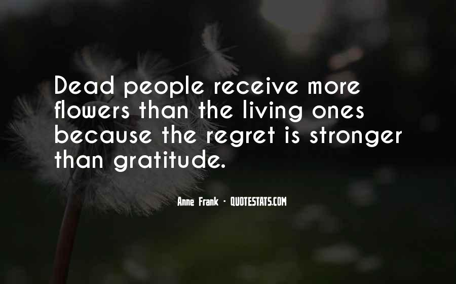 Living With Gratitude Quotes #801201