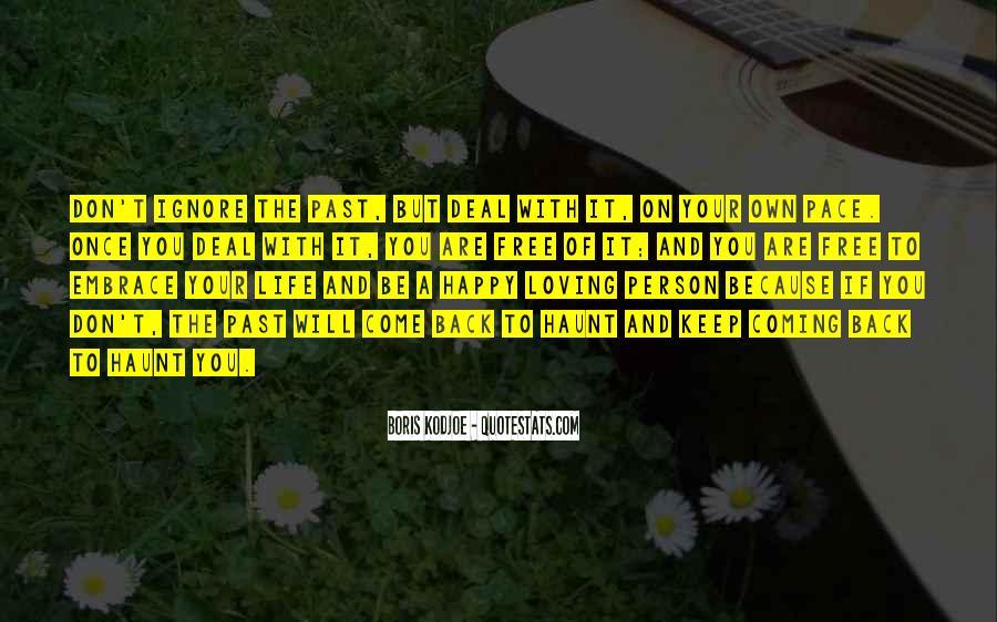Lloyd Honeyghan Quotes #705899