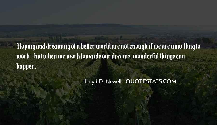 Lloyd Newell Quotes #272538