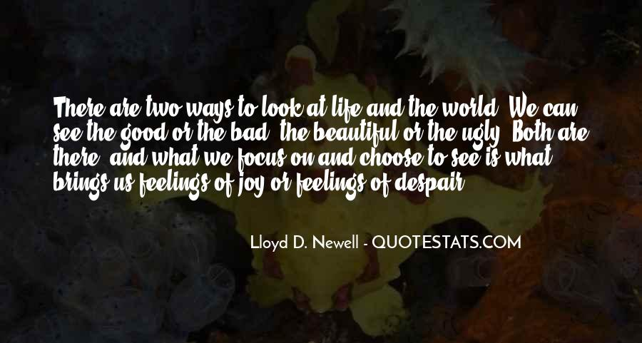 Lloyd Newell Quotes #355446