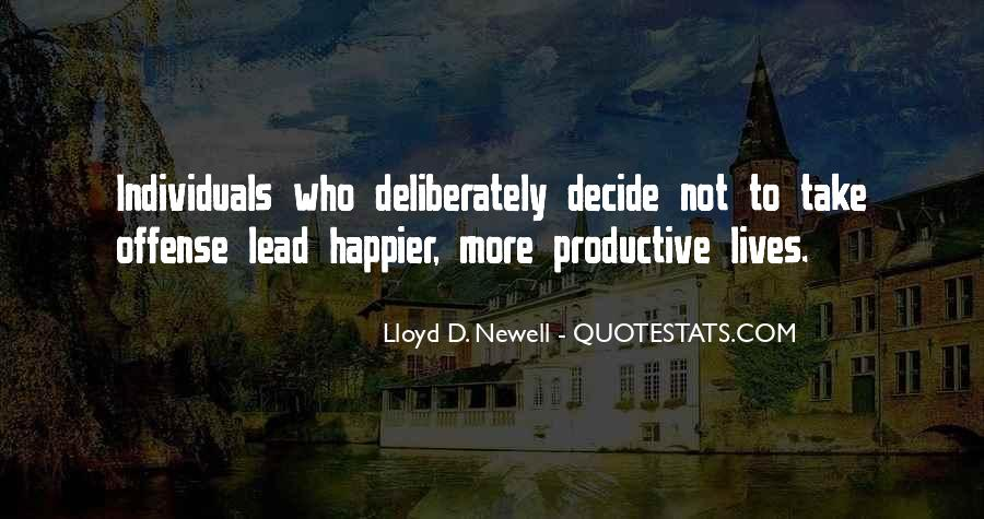 Lloyd Newell Quotes #809730
