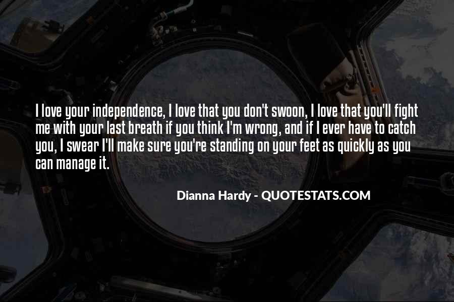 Quotes About Dianna #1032542