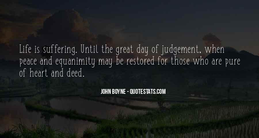 Lofty Ideals Quotes #1346612