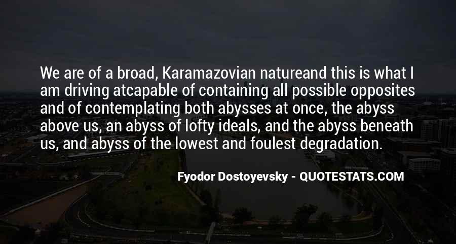 Lofty Ideals Quotes #158898