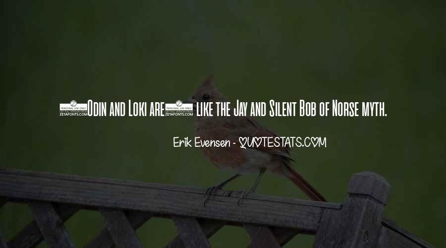 Loki Norse Quotes #1334664