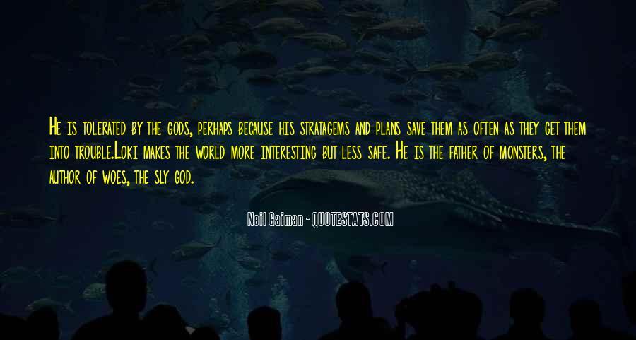 Loki Norse Quotes #614529