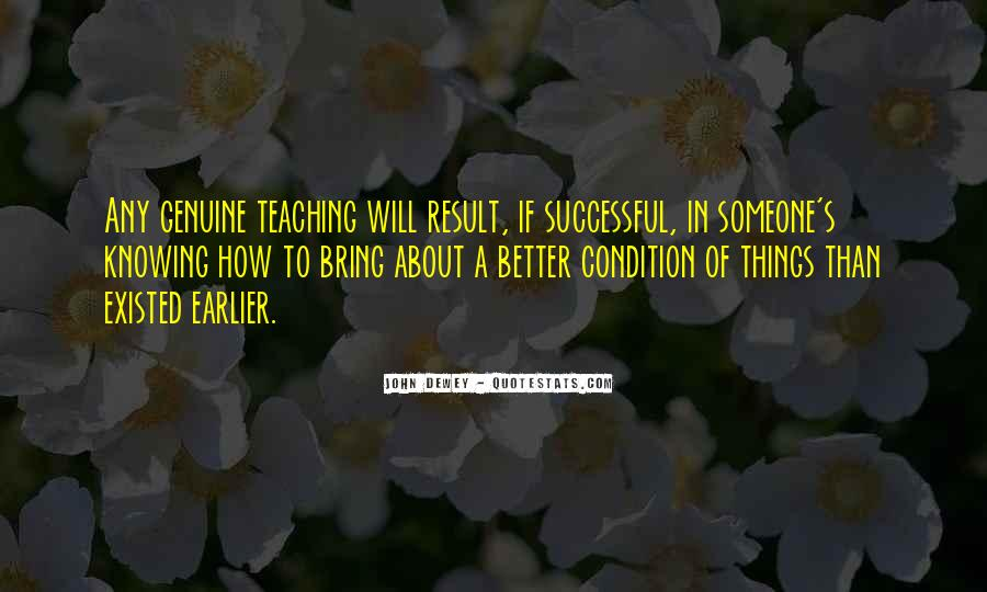 Quotes About Dewey Teaching #1274506