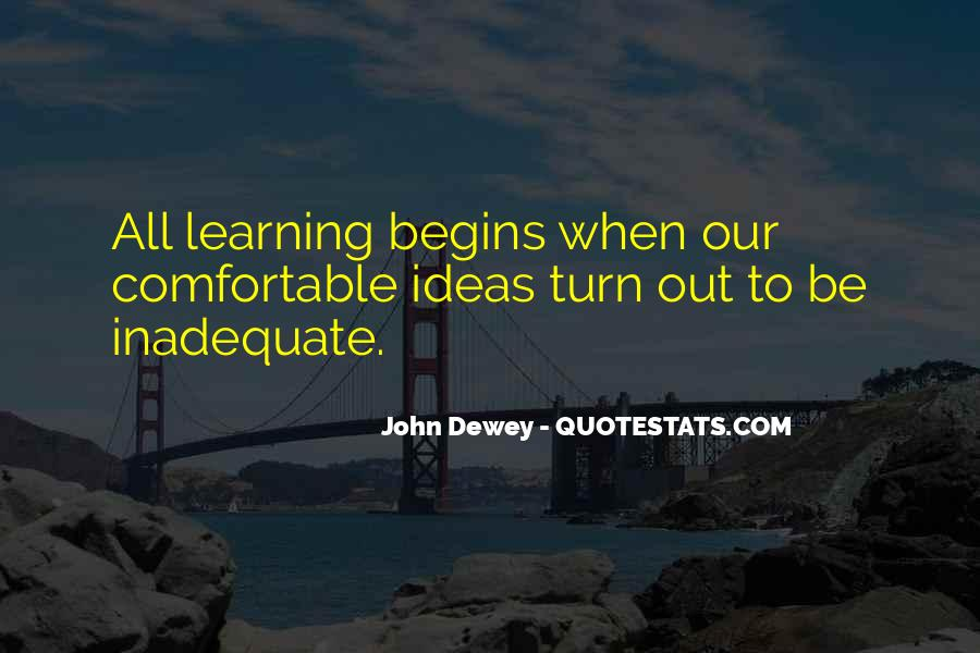 Quotes About Dewey Teaching #1853964