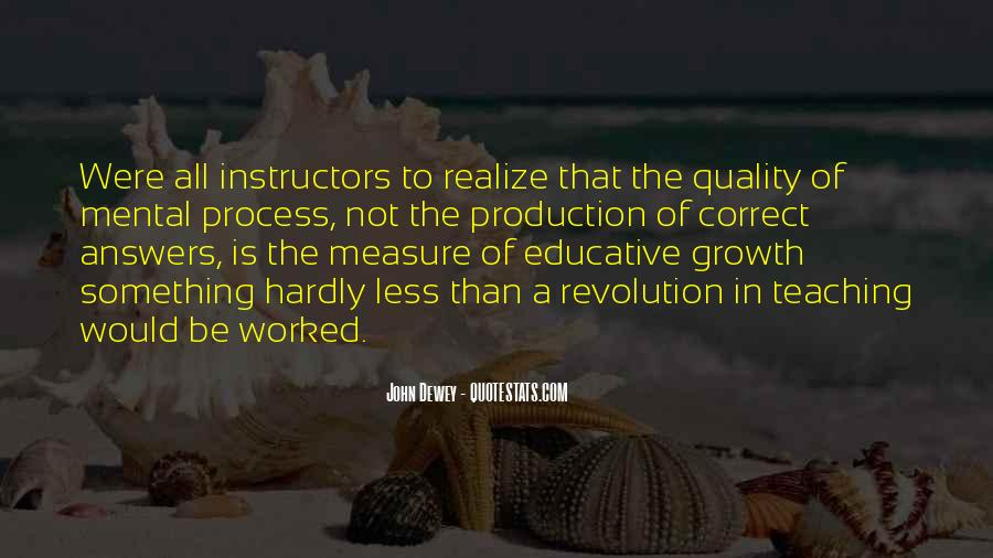 Quotes About Dewey Teaching #230928
