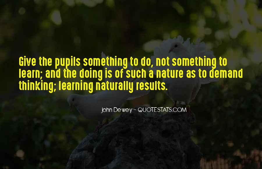 Quotes About Dewey Teaching #981872