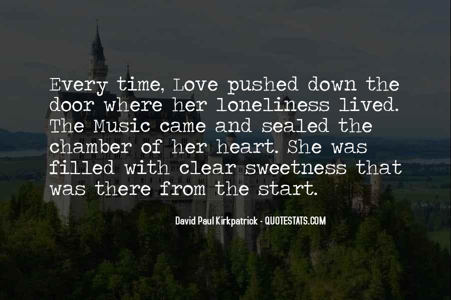 Loneliness Without Love Quotes #181882
