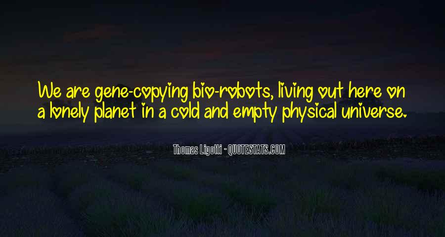 Lonely And Cold Quotes #481325