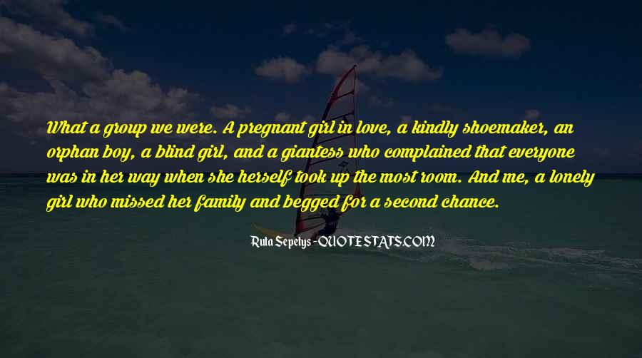 Lonely Boy In Love Quotes #1477379
