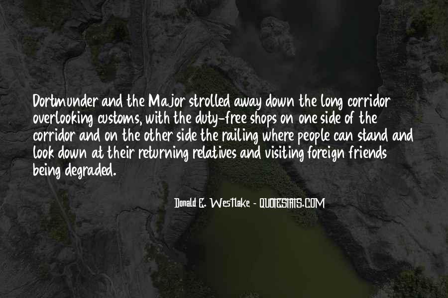 Long Corridor Quotes #1807952