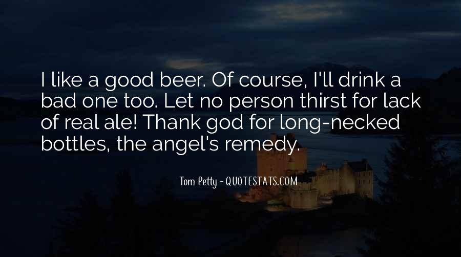 Long Drink Quotes #1190288