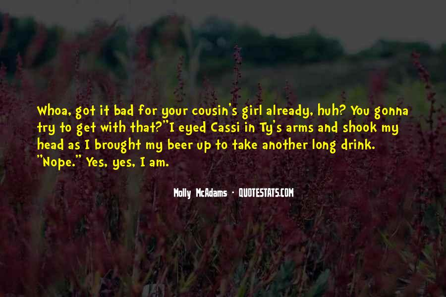 Long Drink Quotes #1252731