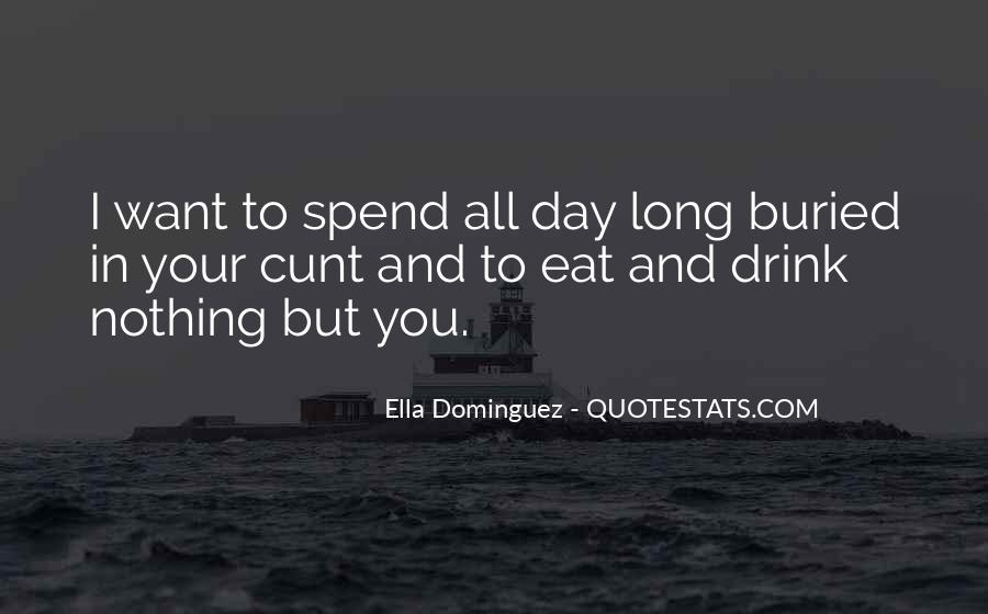 Long Drink Quotes #1253302