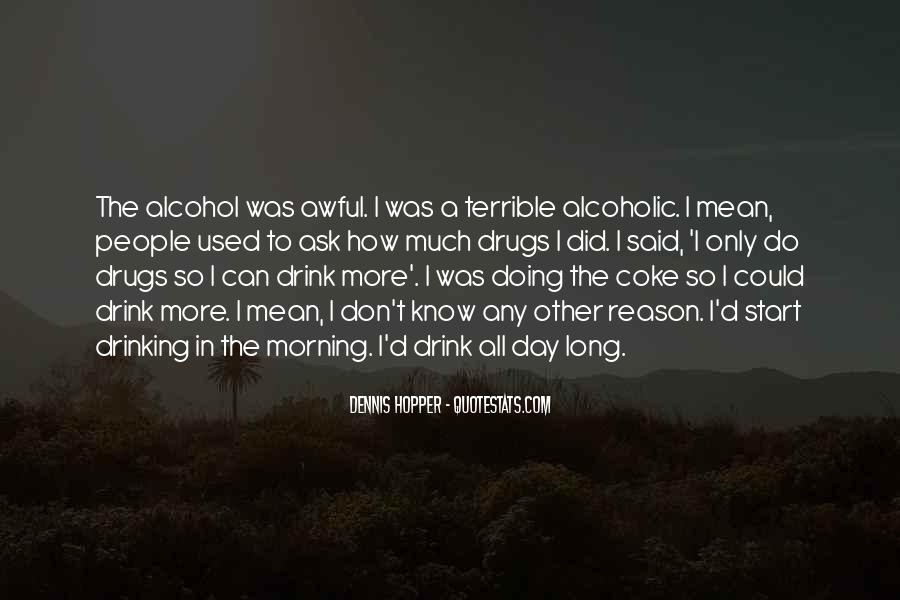 Long Drink Quotes #1310908