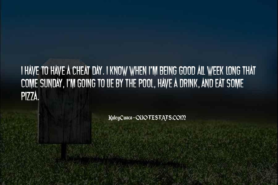 Long Drink Quotes #1326240