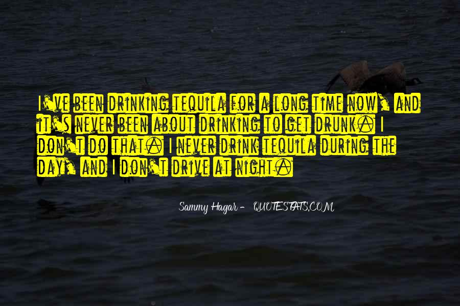 Long Drink Quotes #210819