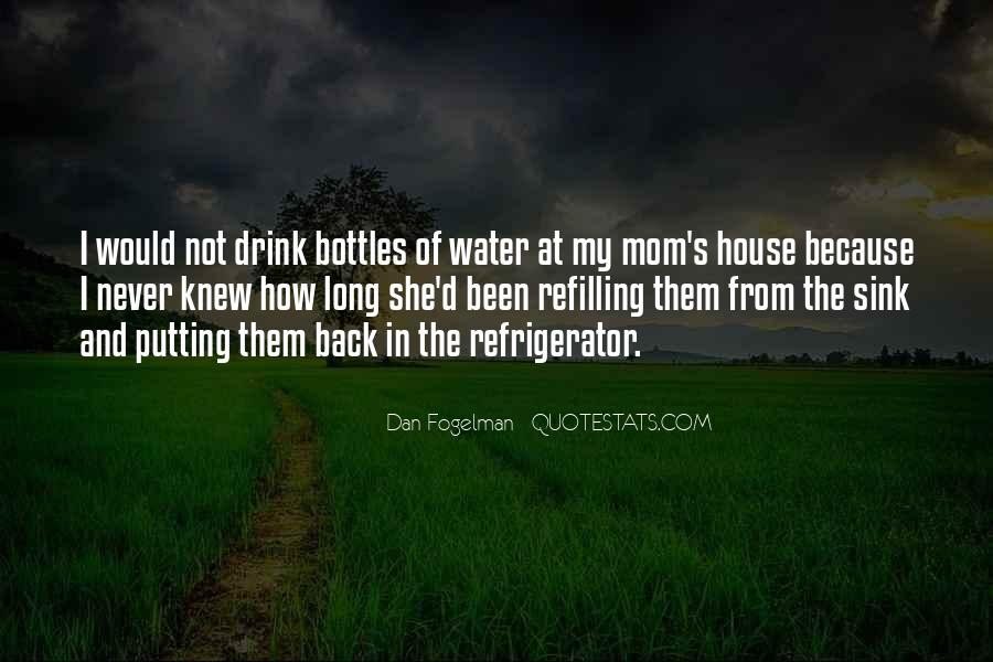 Long Drink Quotes #441022