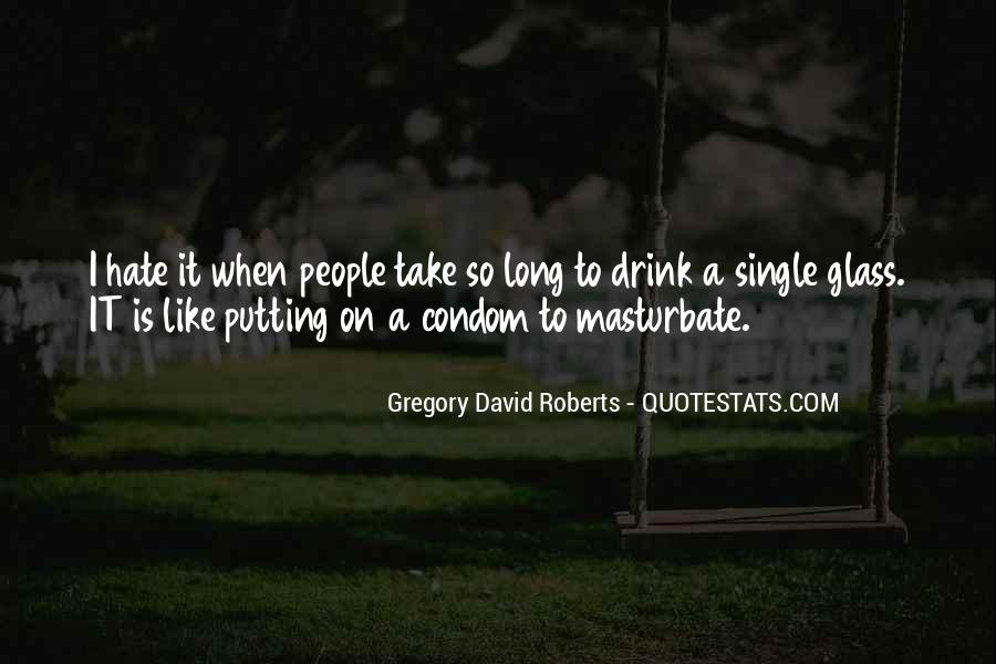 Long Drink Quotes #685704