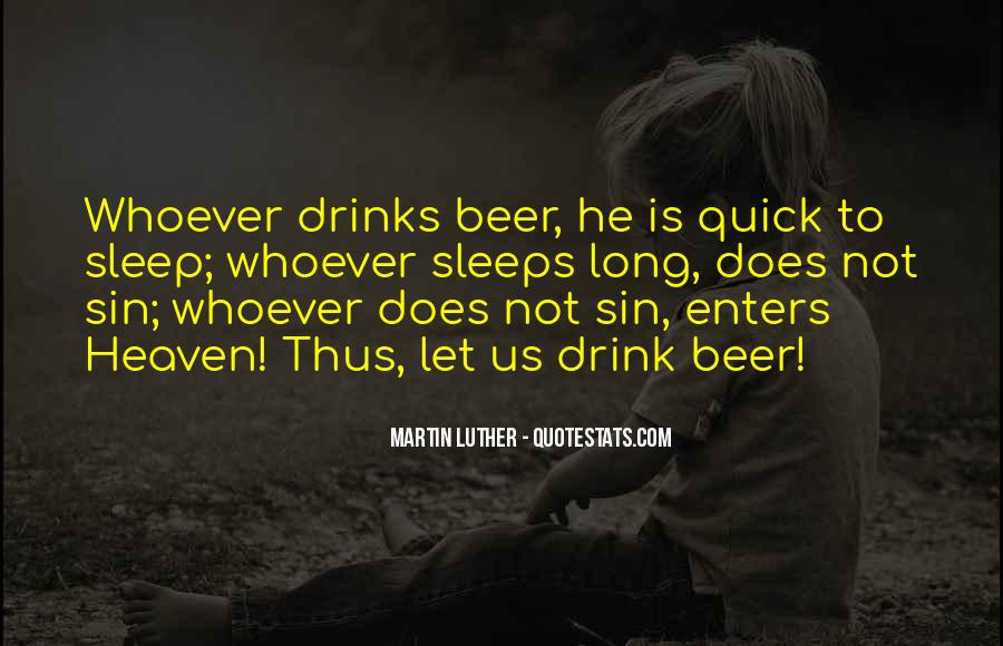 Long Drink Quotes #783179