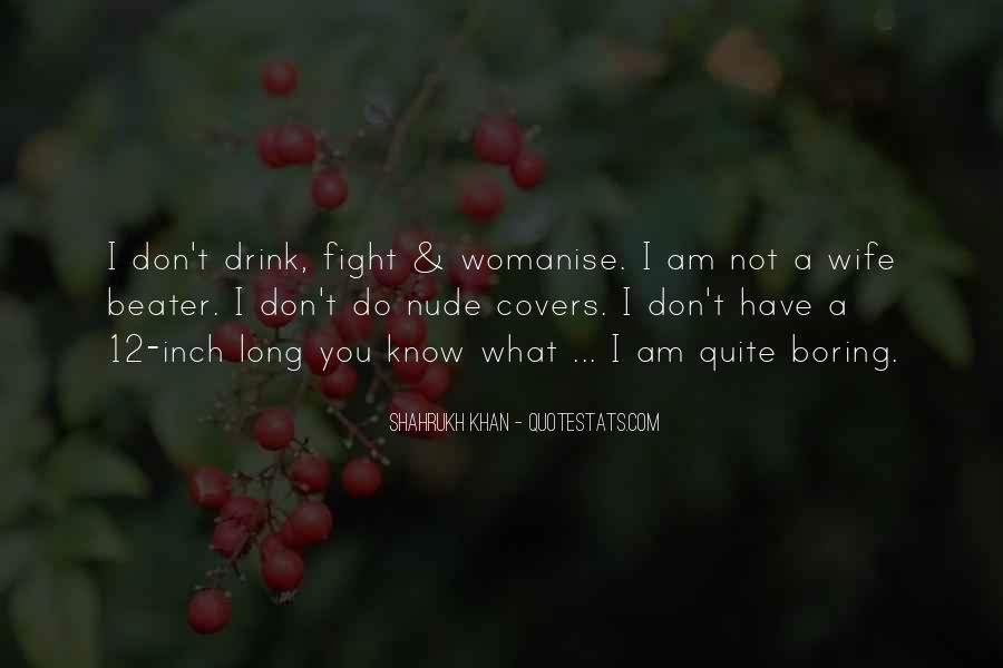 Long Drink Quotes #786606