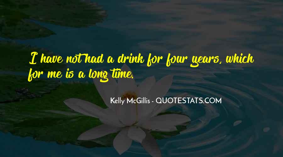 Long Drink Quotes #812643