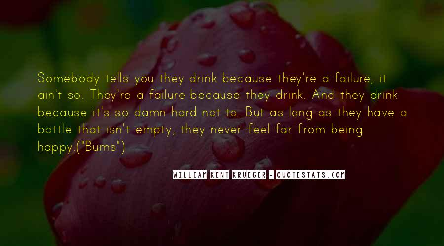 Long Drink Quotes #917909