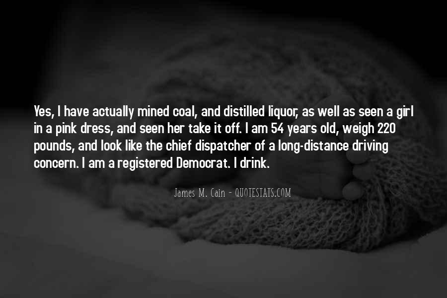 Long Drink Quotes #989638