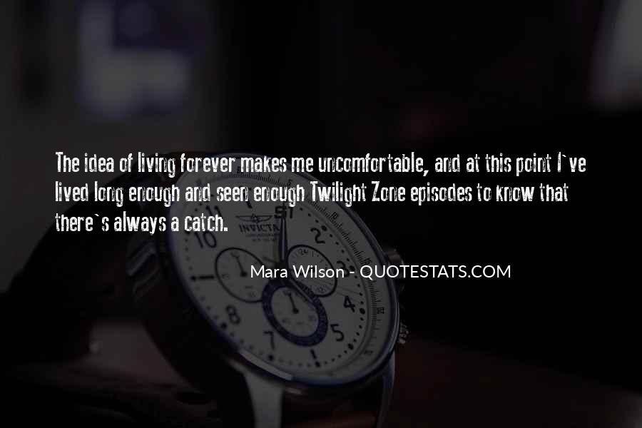 Long Life Lived Quotes #1228209
