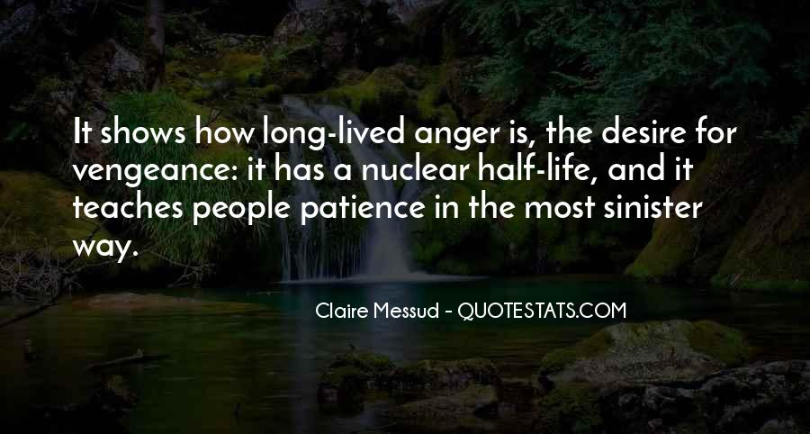 Long Life Lived Quotes #1450861
