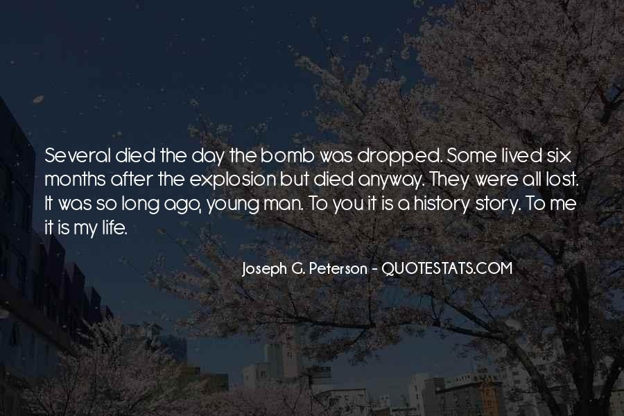 Long Life Lived Quotes #58275