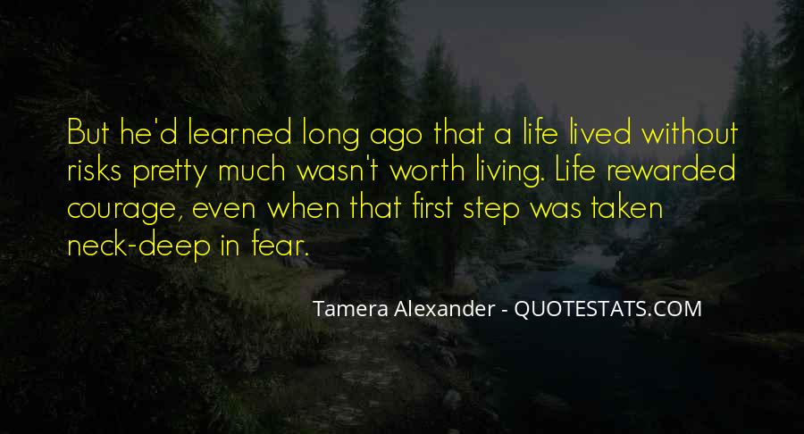 Long Life Lived Quotes #938404